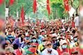 New farm laws: Farmers protest in Mumbai; minister detained in Nagpur
