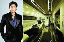 Current Bollywood News & Movies - Indian Movie Reviews, Hindi Music & Gossip - Designer took 30,000 hours to build Shah Rukh Khan's techno spaceship
