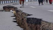 Himachal Pradesh hit by three medium-intensity earthquakes