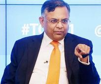 TCS CEO N Chandrasekaran's pay rises 20% in FY16