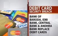 Banks recall over 32 lakh debit cards, govt seeks details