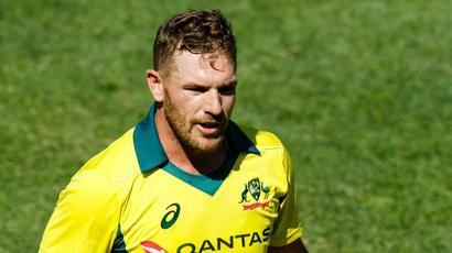 Rediff Cricket - Indian cricket - Aaron Finch realised time was running out, now plans to seize chance