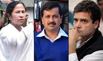 Politics behind demonetisation: Mamata, Kejriwal, Rahul begin rat race for 2019 Lok Sabha elections 12 hours ago