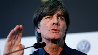 Rediff Cricket - Indian cricket - Gambling Germany boss Loew goes all-in ahead of Serbia friendly