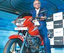 TVS Motor two-wheeler sales up by 47 % in August