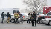 Gunman Surrenders After Killing Three at US Family Planning Center