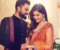 Current Bollywood News & Movies - Indian Movie Reviews, Hindi Music & Gossip - Manyavar's Latest TVC Featuring Anushka And Virat is a Firework