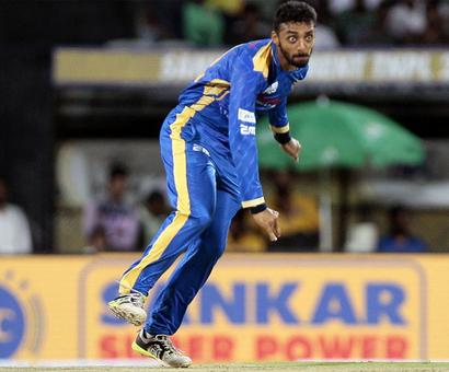 Rediff Cricket - Indian cricket - Uncapped Chakravarthy, Unadkat top picks at IPL Auction