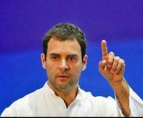 'When'll Rahul Gandhi return' query irks Congress