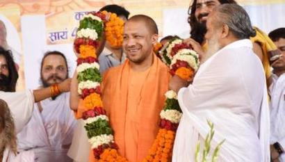 In Yogi's Diwali fete, 'Lord Ram' will return to Ayodhya in 'Pushpak Viman'