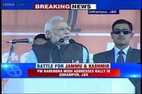J&K polls: Modi promises development, freedom from corruption