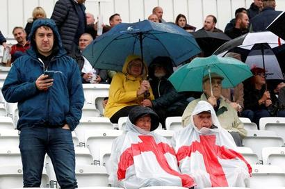 Rediff Cricket - Indian cricket - England-West Indies second ODI rained off