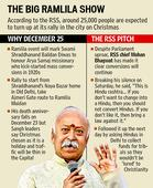 Conversions come to Delhi on Christmas day