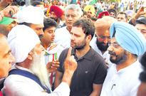 After farmers, Cong vice prez Rahul Gandhi comes out for business