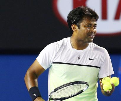 Rediff Sports - Cricket, Indian hockey, Tennis, Football, Chess, Golf - Shocking! Paes pulls out of Asian Games