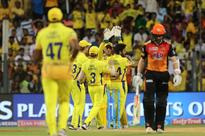 Rediff Cricket - Indian cricket - Live Cricket Scores: CSK bag 3 wickets in Powerplay against Sunrisers