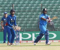 Rediff Cricket - Indian cricket - Pant ton fires India into semi-finals