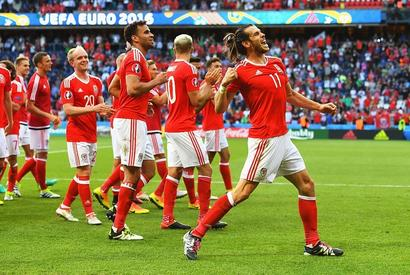 Euro 2016: Northern Ireland own goal sends Wales into last 8