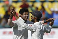 Aussies bundled out for 137, India need 87 to win