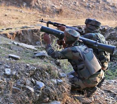 Pak violates ceasefire in Noushera, Indian Army retaliates