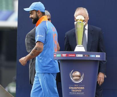 Rediff Sports - Cricket, Indian hockey, Tennis, Football, Chess, Golf - Kohli: The turning points of the match