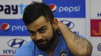 Rediff Sports - Cricket, Indian hockey, Tennis, Football, Chess, Golf - India v/s Sri Lanka: Very difficult to stop Shikhar Dhawan once he gets going, says Virat Kohli