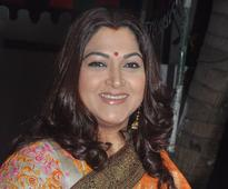 Actress Kushboo, a former DMK member, set to join Congress