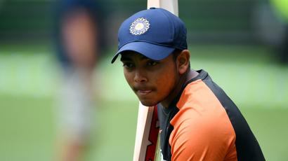 Rediff Sports - Cricket, Indian hockey, Tennis, Football, Chess, Golf - Prithvi Shaw set to return from injury in Syed Mushtaq Ali Trophy