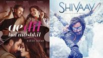 Box Office estimates: Karan Johar's 'Ae Dil Hai Mushkil' ahead of Ajay Devgn's 'Shivaay' on Day 1