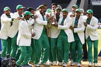 Rediff Sports - Cricket, Indian hockey, Tennis, Football, Chess, Golf - Pakistan cricket back on track with Champions Trophy win: Afridi