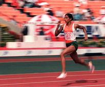Rediff Sports - Cricket, Indian hockey, Tennis, Football, Chess, Golf - This Cost Me The Bronze At 1984 Olympics, Claims PT Usha