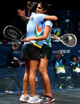Rediff Sports - Cricket, Indian hockey, Tennis, Football, Chess, Golf - World Squash C'ship: Indian women blank Canada, finish 9th