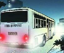 11 dead, 34 injured in bus fire in Pakistan
