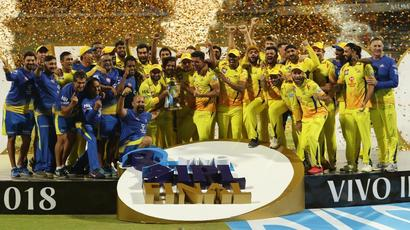 Rediff Cricket - Indian cricket - Chennai to host 2019 IPL final on May 12