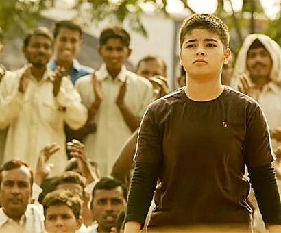 Nobody forced me to do anything, says Dangal star in new tweet