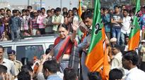 Gujarat civic election results LIVE: BJP leads in municipal corporations, Congress in district panchayats