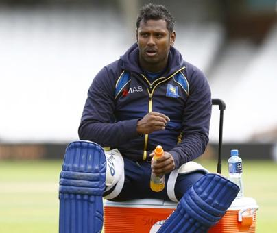 Rediff Cricket - Indian cricket - Angelo Mathews out as Sri Lanka add three new faces for Pakistan Test