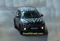 Maruti Suzuki YBA spotted testing again