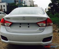 Maruti Ciaz SHVS Diesel Hybrid Launched, Priced From Rs. 8.23 Lakhs [Live]