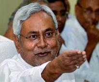 Nitish takes on BJP via Facebook, criticizes BJP-MNS alliance