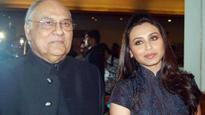 Current Bollywood News & Movies - Indian Movie Reviews, Hindi Music & Gossip - Rani Mukherjee's father, filmmaker Ram Mukherjee dies aged 84