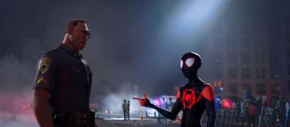 Current Bollywood News & Movies - Indian Movie Reviews, Hindi Music & Gossip - An unusual animated adventure: Rashid Irani reviews ...Into the Spider-Verse