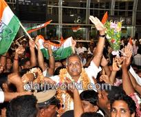 Mangalore: Will render my service as minister sincerely - Abhaychandra Jain
