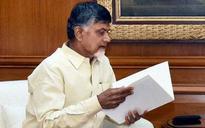 Chandrababu Naidu submits interim report on digitalisation to PM Modi