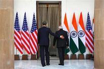 PM, Obama take a stroll