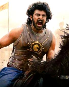 Baahubali 2 Review: Rajamouli keeps winking, and we keep falling for it