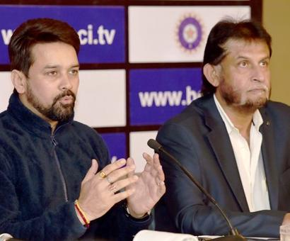 Rediff Cricket - Indian cricket - 'The BCCI is not looking for an escape route'