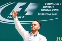 Lewis extends lead with British GP win