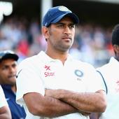Mahendra Singh Dhoni 'happy' despite two consecutive losses against Australia