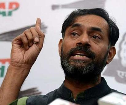 Will Yogendra Yadav float a new political party with Bhushan?